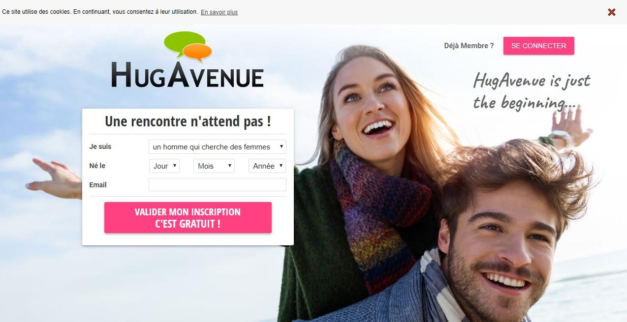 HugAvenue - Accueil