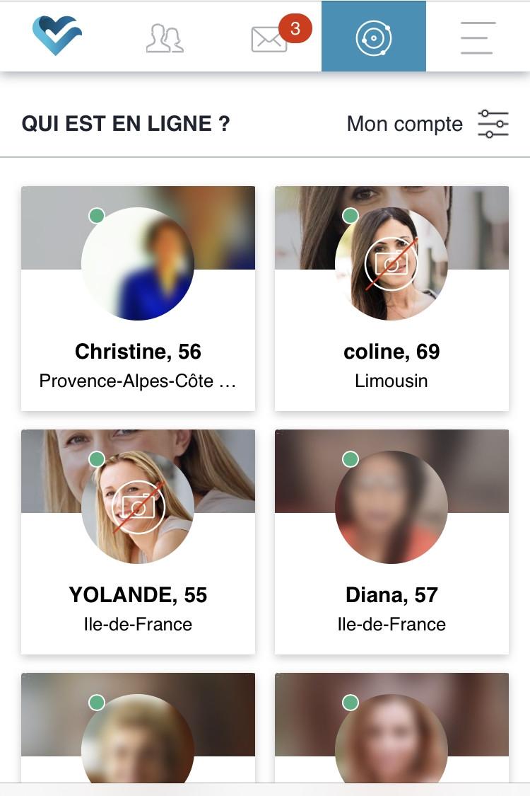 Le Parfait Gentleman - Mobile - Qui est en ligne